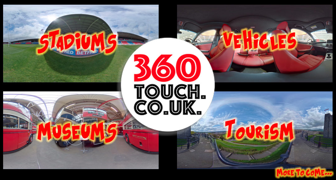 360Touch Advert