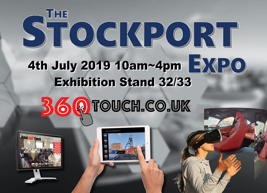 360touch.co.uk at StockportExpo
