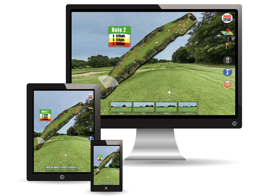 Golf360Touch – Marketing Your Business