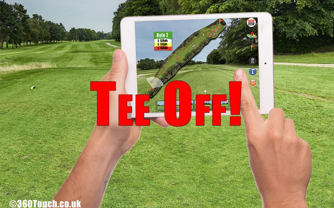 Tee Off Golf360Touch