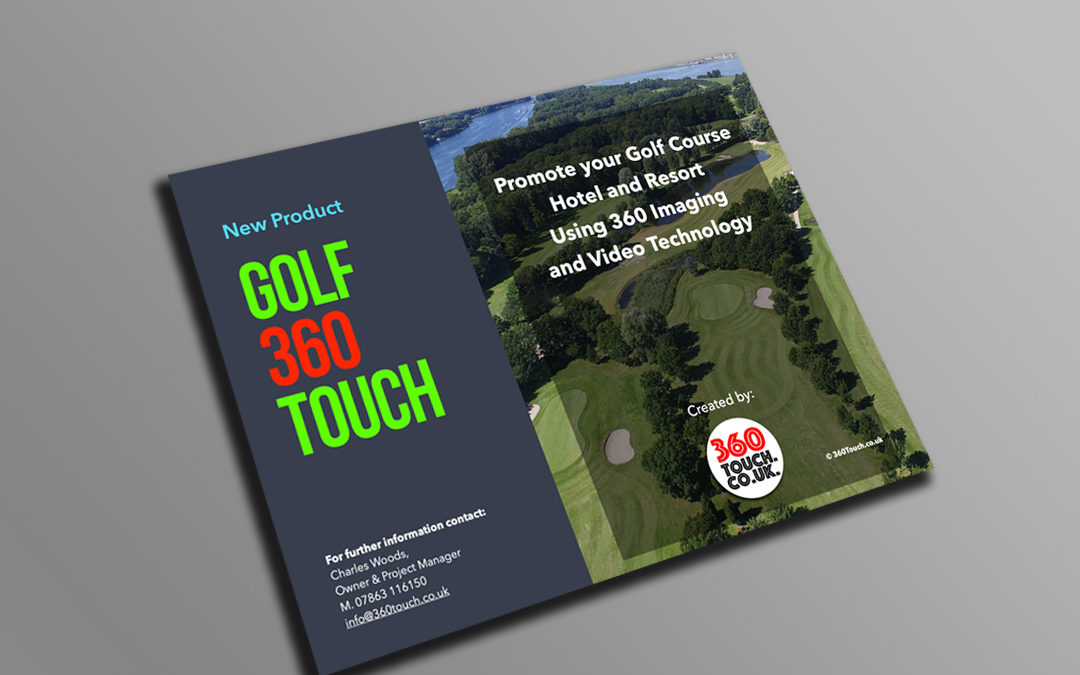 Golf360Touch – New Brochure