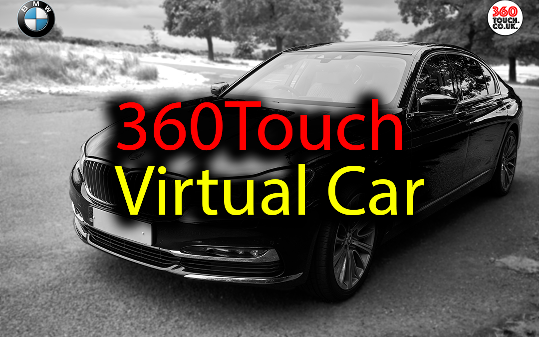 360 Touch Virtual Car Tour